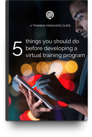 Trainig Managers Guide Virtual Training Program