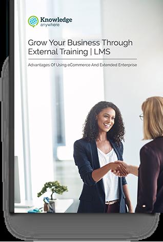 Grow Your Business Through External Training | LMS